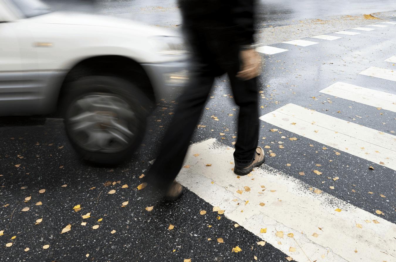 Portland pedestrian accident attorney